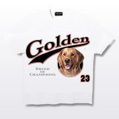 Golden Retriever - T Shirt - Breed of Champions
