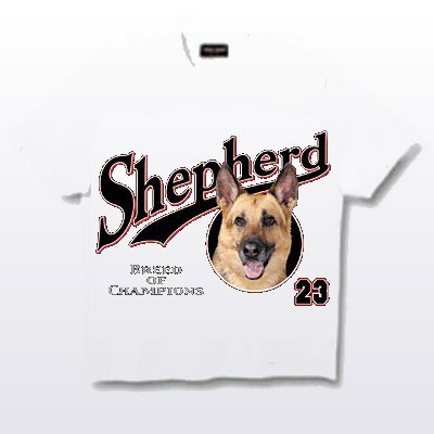 German Shepherd - T Shirt - Breed of Champions
