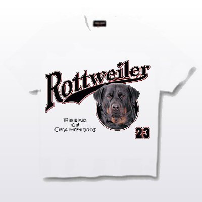 Rottweiler - T Shirt - Breed of Champions