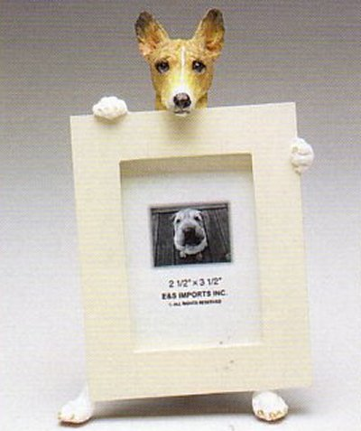 "Basenji - Dog Photo Frame 2 1/2"" x 3 1/2"""
