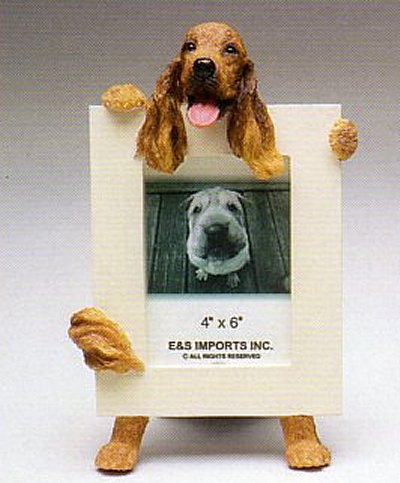 "Irish Setter - Dog Photo Frame 2 1/2"" x 3 1/2"""