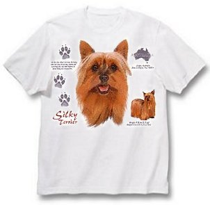 Silky Terrier - T Shirt - History