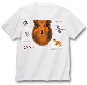 Collie, Sable - T Shirt - History