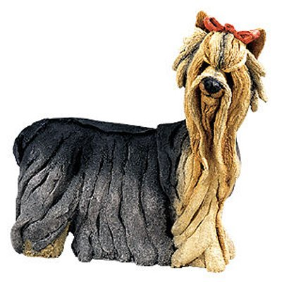 Yorkshire Terrier - Figurine - A Breed Apart - Stand