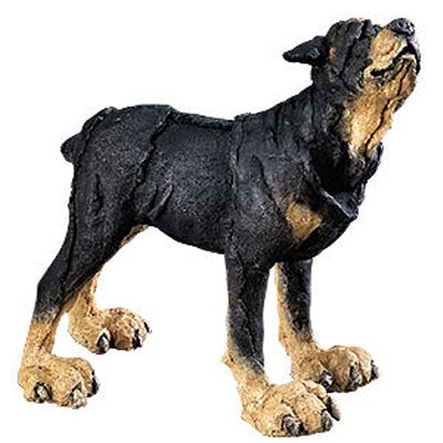 Rottweiler - Figurine - A Breed Apart - Mini