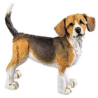 Beagle - Figurine - A Breed Apart - Mini