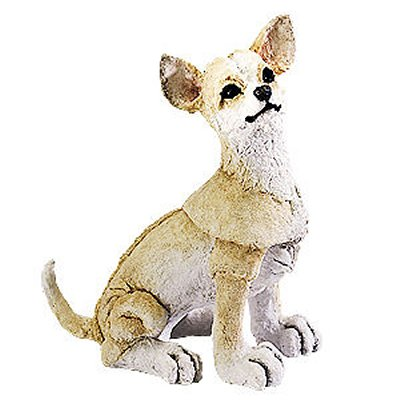 Chihuahua, Fawn - Figurine - A Breed Apart - Mini