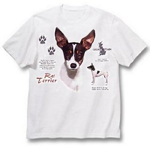 Rat Terrier - T Shirt - History