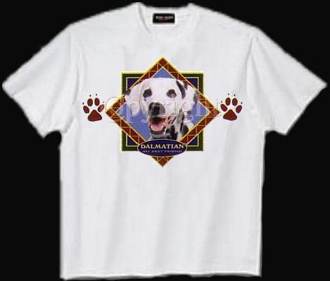 Dalmatian - T Shirt - Diamond