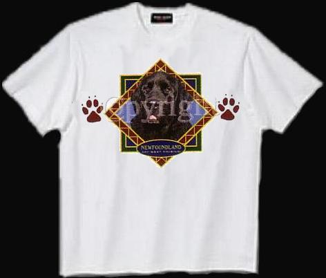 Newfoundland - T Shirt - Diamond