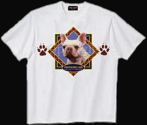 French Bulldog - T Shirt - Diamond