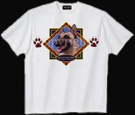 Belgian Malinois - T Shirt - Diamond