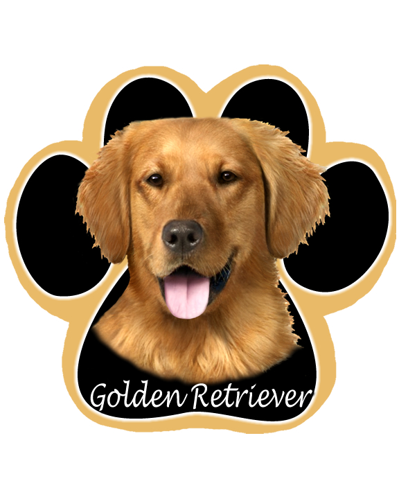 Golden Retriever - Computer Mousepad