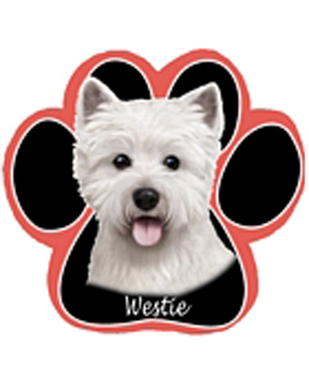West Highland Terrier - Computer Mousepad