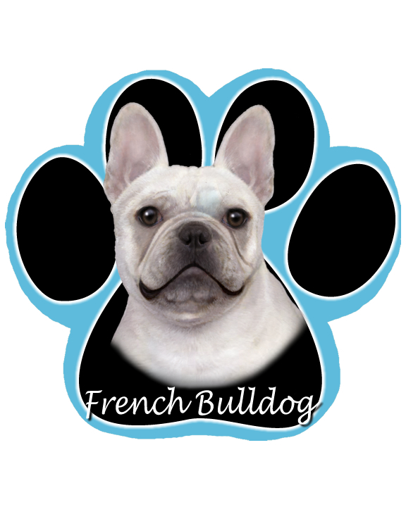 French Bulldog - Computer Mousepad