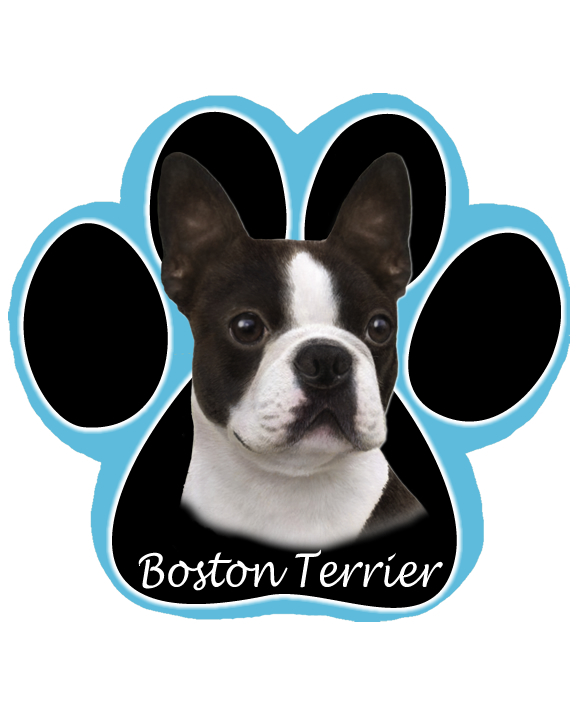 Boston Terrier - Computer Mousepad