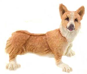 Welsh Corgi - Figurine - A Breed Apart - Junior