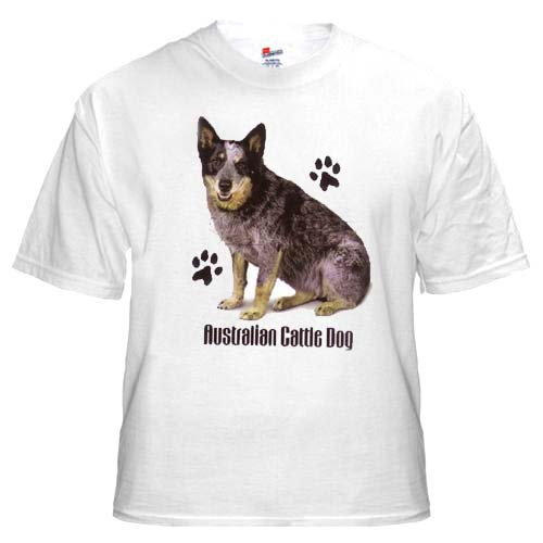 Australian Cattle Dog - T Shirt - Profile