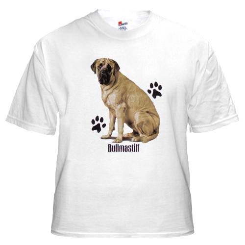 Bullmastiff - T Shirt - Profile