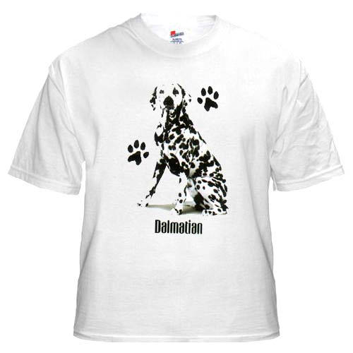 Dalmatian - T Shirt - Profile