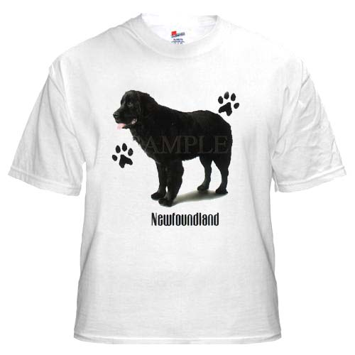 Newfoundland - T Shirt - Profile