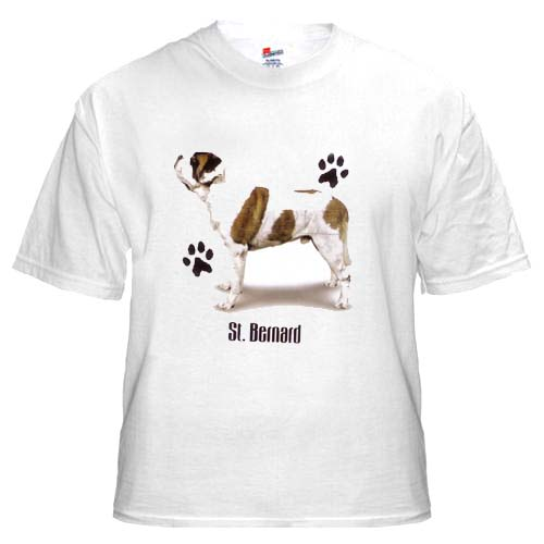 Saint Bernard - T Shirt - Profile